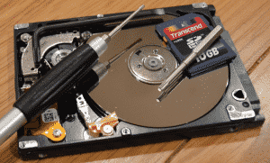Data Recovery London